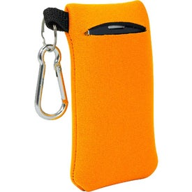 Eco Foam Mobile Accessory Holder with Your Logo
