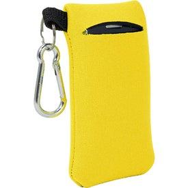 Imprinted Eco Foam Mobile Accessory Holder