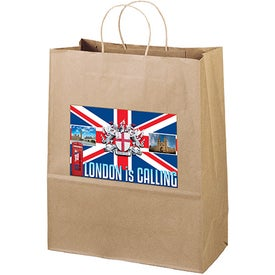 Eco Shopper Citation Bags (Full Color Logo)