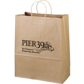 Eco Shopper Citation Bag (Ink Imprint)