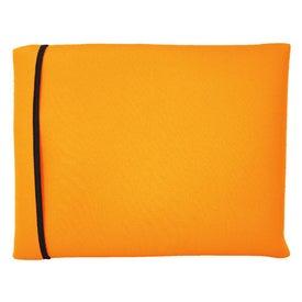 Monogrammed Eco Wraptop Scuba Foam Laptop Sleeve