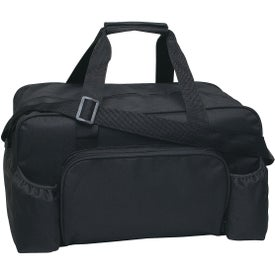 Imprinted Econo Duffel Bag