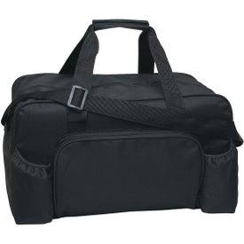 Imprinted Econo Duffel Bag