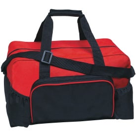 Econo Duffel Bag Branded with Your Logo