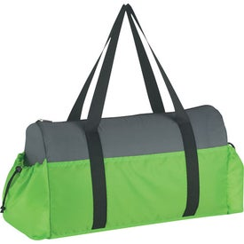 Two-Tone Econo Duffel Bag for Your Church