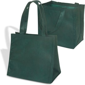 Econo Enviro-Shopper - 80GSM Imprinted with Your Logo