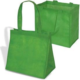 Monogrammed Econo Enviro-Shopper - 80GSM
