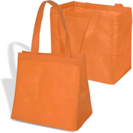 Econo Enviro-Shopper - 80GSM Branded with Your Logo