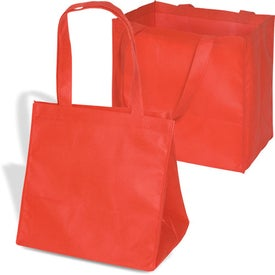 Custom Econo Enviro-Shopper - 80GSM