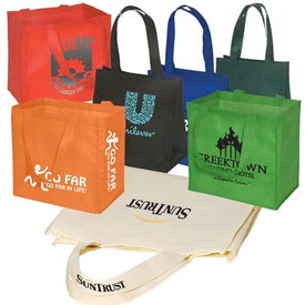Promotional Econo Enviro-Shopper - 80GSM