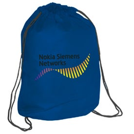 Monogrammed Econo Non-Woven String Backpack - 80GSM