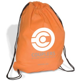 Econo Non-Woven String Backpack - 80GSM for Customization