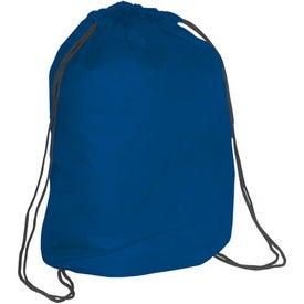Logo Econo Non-Woven String Backpack - 80GSM