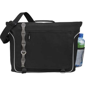 Edge Compu-Messenger Bag for Marketing