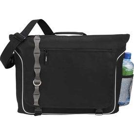Edge Compu-Messenger Bag for Marketing