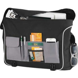 Edge Compu-Messenger Bag for Your Organization