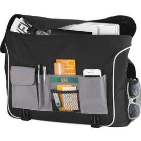 Edge Compu-Messenger Bag for Your Organization