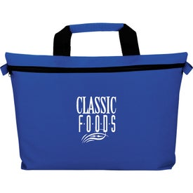 Promotional The Edge Document Business Bag