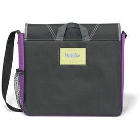 Elation Messenger Bag for Advertising