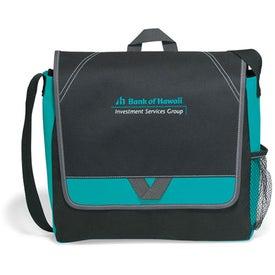 Advertising Elation Messenger Bag