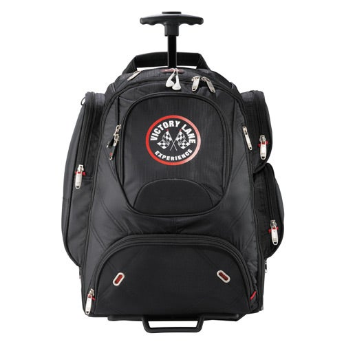 Elleven Wheeled Security Friendly Compu Backpack