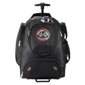 Elleven Wheeled Security Friendly Compu Backpack