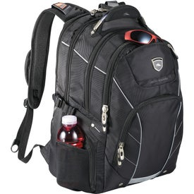 Customized High Sierra Elite Fly-By Compu-Backpack