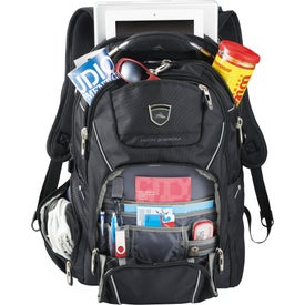 High Sierra Elite Fly-By Compu-Backpack for Advertising
