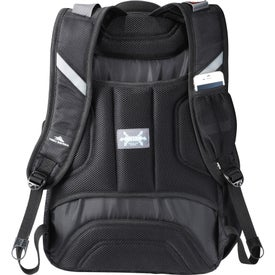 Imprinted High Sierra Elite Fly-By Compu-Backpack