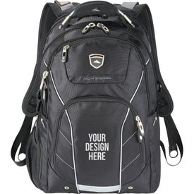 High Sierra Elite Fly-By Compu-Backpack for Your Church