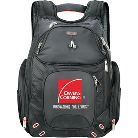 Elleven Amped Checkpoint-Friendly Compu-Backpack for Your Company