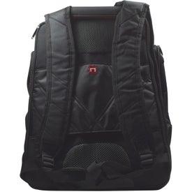 Personalized Elleven Checkpoint-Friendly Compu-Backpack