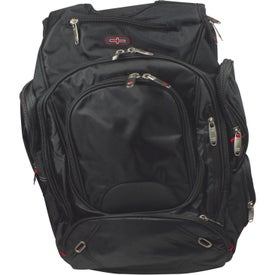 Elleven Checkpoint-Friendly Compu-Backpack for your School