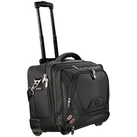 Elleven Checkpoint-Friendly Wheeled Compu-Case for Promotion