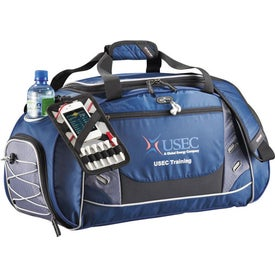 Elleven Drive Duffel with Your Slogan