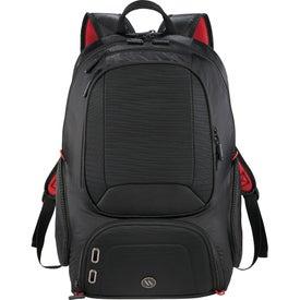 Advertising Elleven Mobile Armor Compu-Backpack