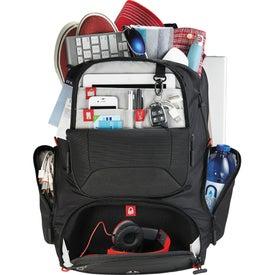 Branded Elleven Mobile Armor Compu-Backpack
