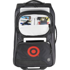 "Elleven Traverse 21"" Compu Rolling Upright Bag"