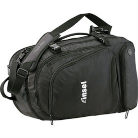 Printed Elleven Traverse Convertible Travel Backpack