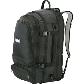 Custom Elleven Traverse Convertible Travel Backpack