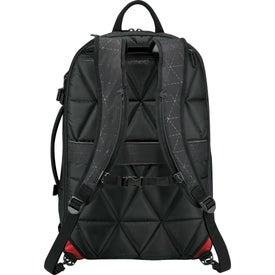 Monogrammed Elleven Traverse Convertible Travel Backpack