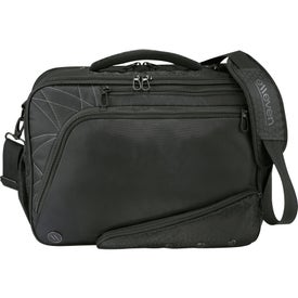 Elleven Vapor Checkpoint-Friendly Attache Bag for Promotion