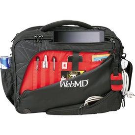 Customized Elleven Vapor Checkpoint-Friendly Attache Bag