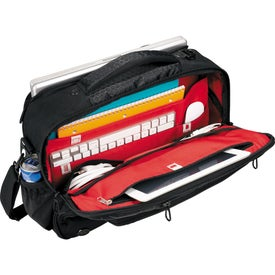 Elleven Vapor Checkpoint-Friendly Attache Bag for Your Church