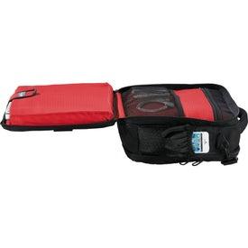 Elleven Vapor Checkpoint-Friendly Attache Bag for Your Organization