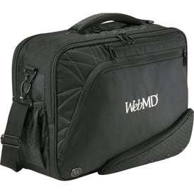 Elleven Vapor Checkpoint-Friendly Attache Bag for Your Company