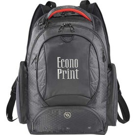Customized Elleven Vapor Checkpoint-Friendly Compu-Backpack