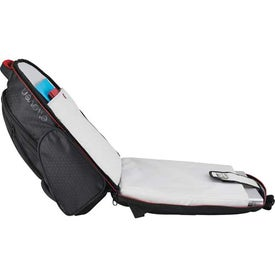 Advertising Elleven Vapor Checkpoint-Friendly Compu-Backpack