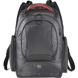 Branded Elleven Vapor Checkpoint-Friendly Compu-Backpack