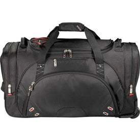 Customized Elleven Wheeled Duffel